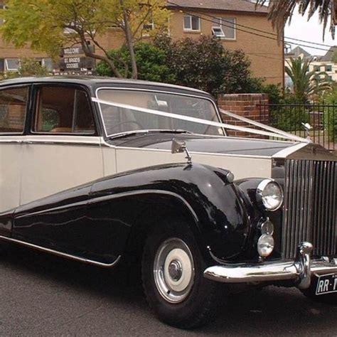 classic wedding car humphrey 7 seater rolls royce