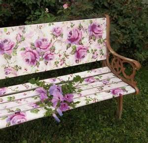 beautiful garden benches beautiful painted garden bench diy crafts gardens