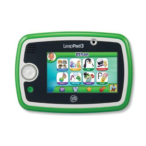 leapfrog leappad kids learning tablet green