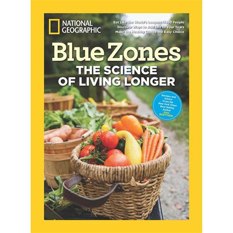 Sweater National Geographic Special Edition national geographic blue zones the science of living longer special issue national geographic