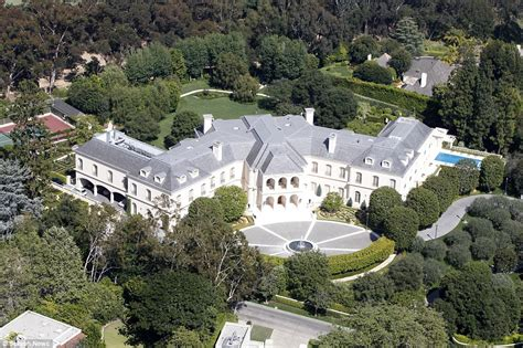 Bel Air Mansion petra ecclestone sells her 163 88m hollywood mansion daily