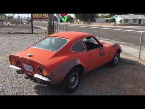 opel sports car 1972 opel gt sports car classic