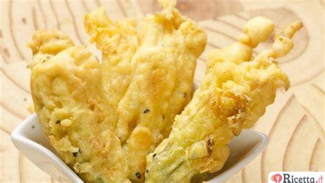 fiori di zucca non fritti pastella per fritti leggera e croccante ricetta it