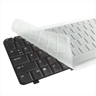 Keyboard Protector Notebook Transparan 14 Inch 090117 laptop accessories money maker
