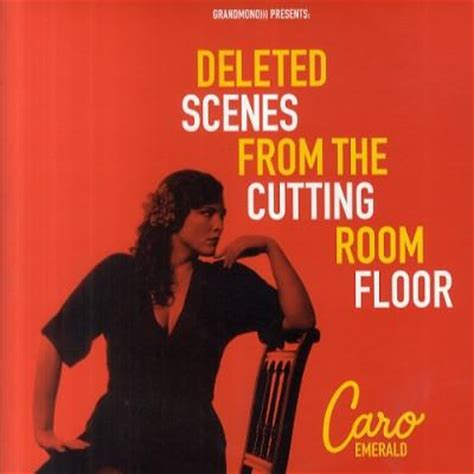 deleted from the cutting room floor caro emerald deleted from the cutting room floor vinyl exchange
