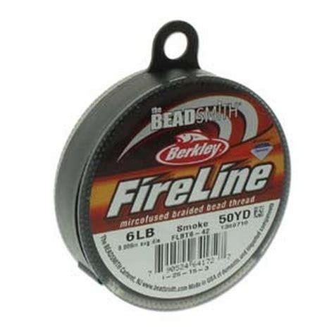 fireline beading thread uk fireline beading thread 6lb smoke grey 0 2mm 008in