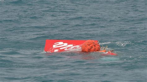 airasia accident rudder problem pilot actions led to indonesia airasia