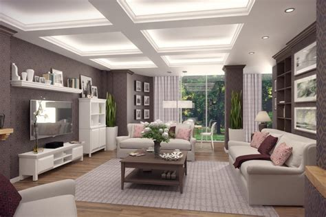decke landhausstil der landhausstil im wohnzimmer klassisch bis modern