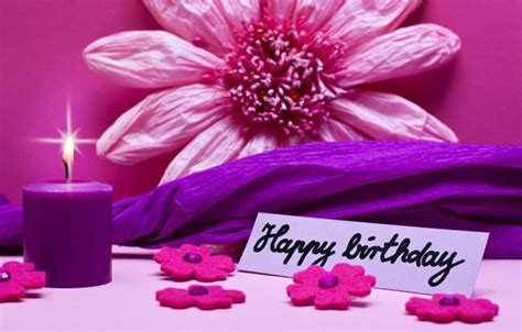 Birthday Wishes Iphone Semua Hp wallpaper pink flowers birthday happy birthday images for desktop section