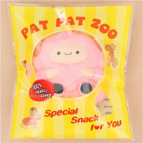 Squishy Purple Poppop Sheep From Pat Pat Zoo Squishy Licensed Origina faulty pink pop pop sheep pat pat zoo squishy