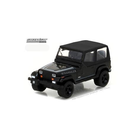 jeep bandit stock greenlight black bandit series 17 1989 jeep wrangler