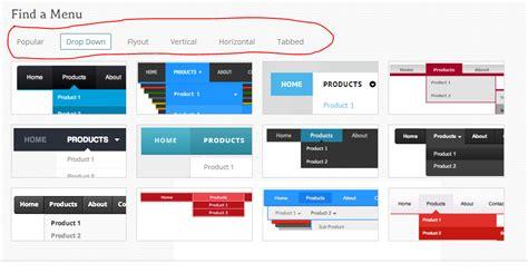 cara membuat menu dropdown mudah cara membuat menu dropdown di blog dengan mudah kang