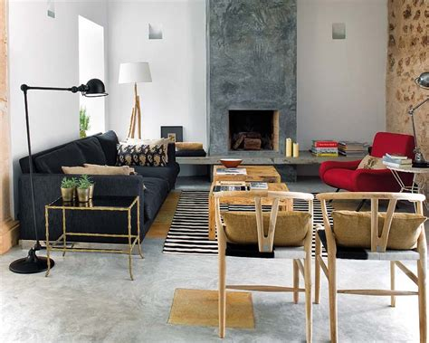 modern traditional furniture 1700 s oil mil turned into a traditional home with a