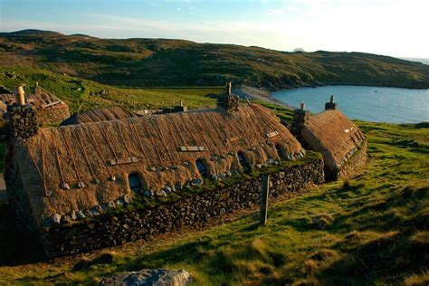 cottage in scozia brochs in scotland accommodation visitscotland