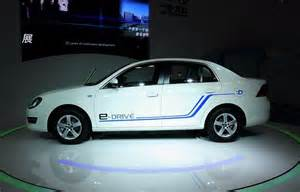 Vw Electric Car China Volkswagen Faw Introduce Carely Electric Vehicle Brand