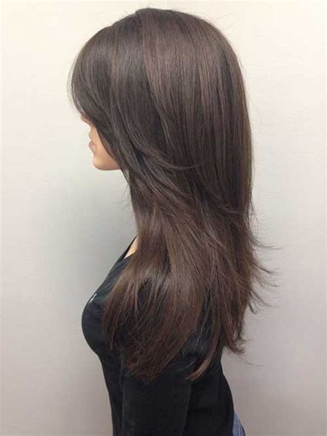layered haircuts for thin hair back view 20 layered haircuts back view hairstyles haircuts 2016