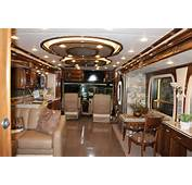 Luxurious Motorhomes Interior Luxury Motorhome Car Tuning