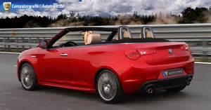 Alfa Romeo Cabrio Testy Automobil絲 Aneb Jak To Bylo Koncepty A