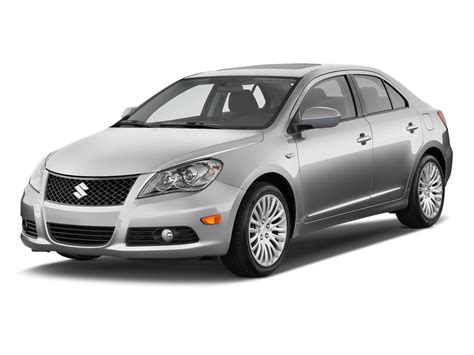 Suzuki Kizashi Mpg 2011 Suzuki Kizashi Gas Mileage The Car Connection