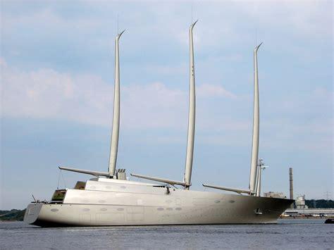 sailing boat with 3 masts a sailing yacht wikipedia