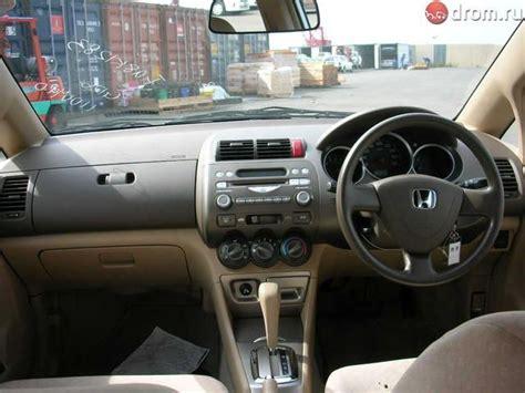 Honda Fit 2004 Interior 2004 honda fit pictures