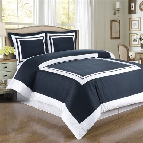 Navy Blue And White Duvet Cover Blue And White Duvet Cover Sets 10 Favorites You Will