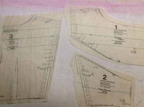 pattern grading and marking how to grade a pattern sempstress