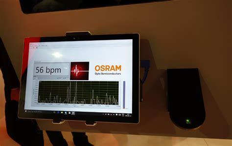 Lu Infrared Osram top led technology trends at light building 2016 led