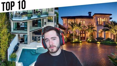 captainsparklez house in top 10 most expensive youtuber homes kwebblekop faze