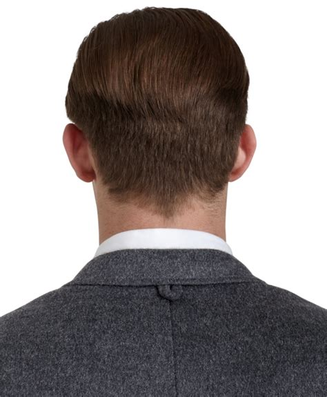 leaving a patch of grey hair in your dreadlocks grey camel hair patch pocket sport coat brooks brothers
