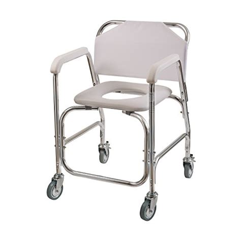 shower transport wheelchair duro med shower chair with wheels commode chair and