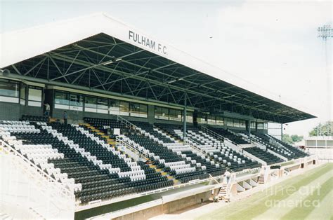 fulham craven cottage fulham craven cottage riverside stand 4 august 1998