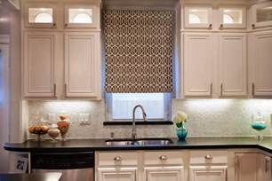 Small Kitchen Curtains Decor Small Window Treatments Home Design Ideas And Pictures