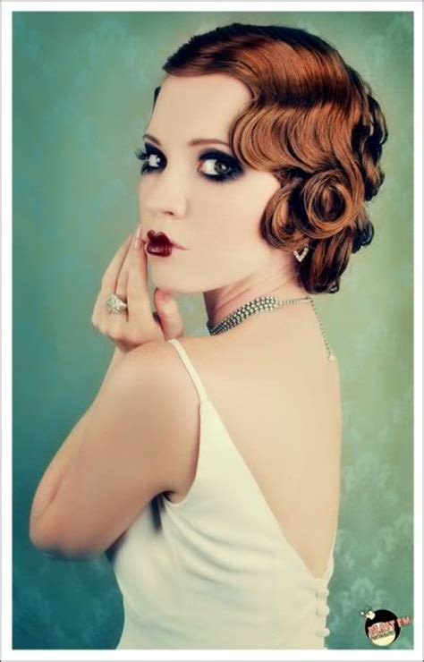 how to get 20s wedding hairstyle 1920s wedding hair and makeup deco weddings