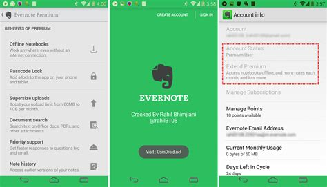 evernote android image gallery evernote android