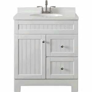Lowes Ellenbee Vanity 30 Style Selections 31 In Ellenbee White Bathroom Vanity With