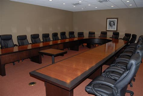 Interiors For Home r amp m millwork ruths chris boardroom table slideshow of