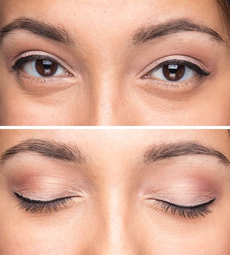 eyeliner tutorial for beginners liquid how to apply liquid eyeliner upper and lower lid howsto co
