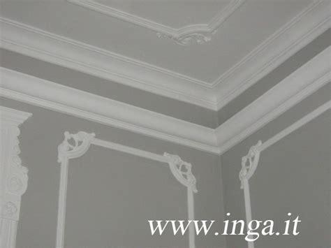 gessolino per soffitti cornici in gesso riquadri a parete riquadri a soffitto inga