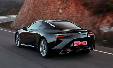 nissan f lexus lc f is ready to challenge the nissan gt r