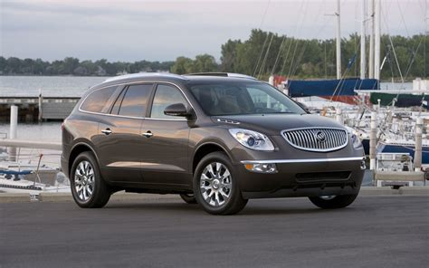 2011 buick enclave photo gallery truck trend 2012 buick enclave photo gallery truck trend