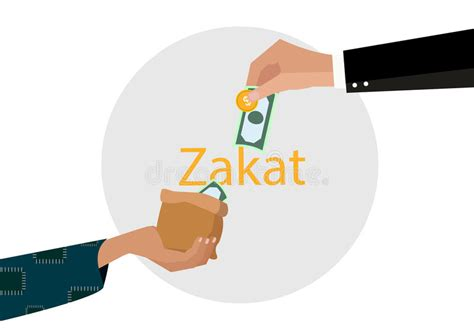 background zakat zakat giving money to the poor islam concept religious tax
