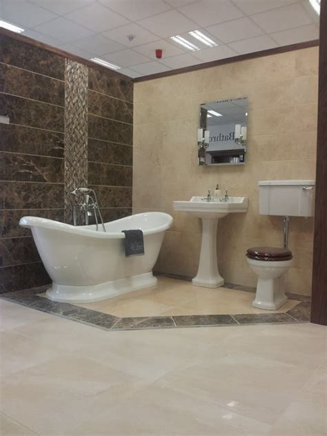 city tiles and bathrooms cork 7 best sanitaryware showroom display images on pinterest
