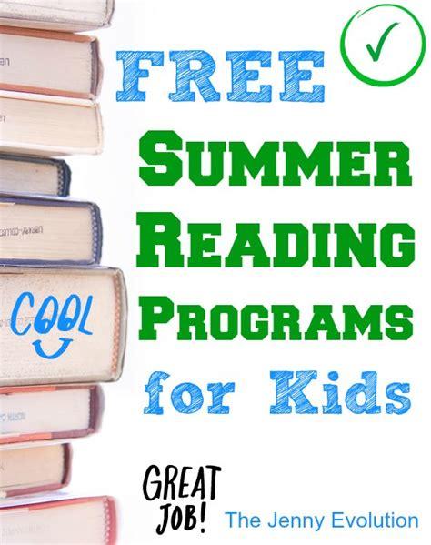 free summer reading rewards programs for kids