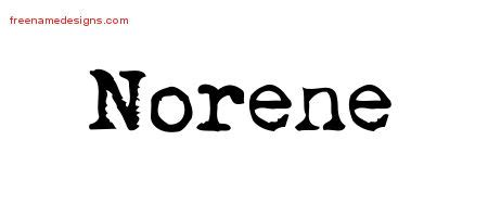 Norene Design by Norene Archives Free Name Designs