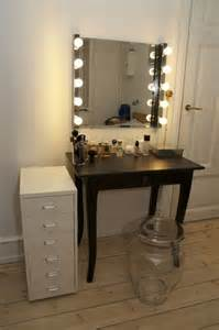 Vanity Makeup Mirror With Light Bulbs Utopia Caramelo Tocadores De Ensue 241 O