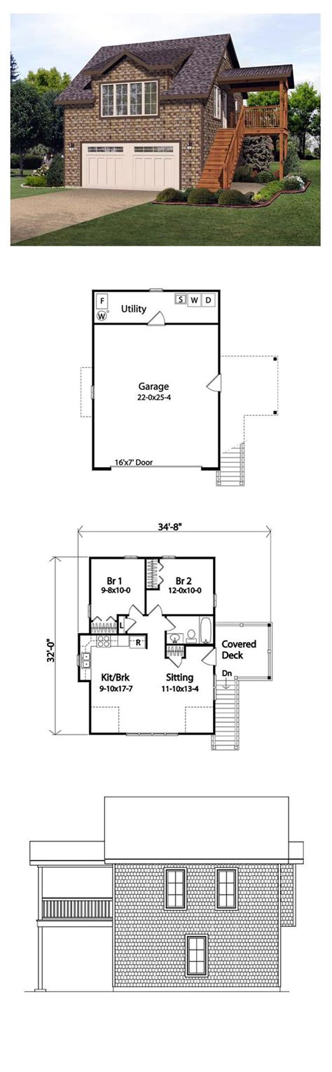 Garage With Inlaw Suite by 25 B 228 Sta In Law Suite Id 233 Erna P 229 Pinterest