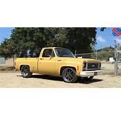 Chevrolet C10 PT1  U701 Gallery MHT Wheels Inc