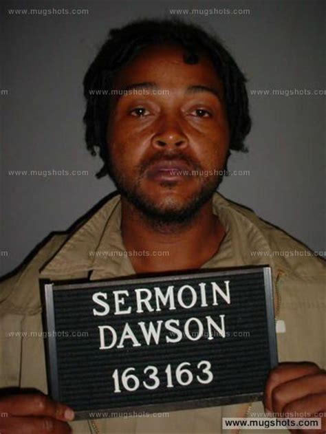 Dawson County Arrest Records Sermoin Dawson Mugshot Sermoin Dawson Arrest Jefferson