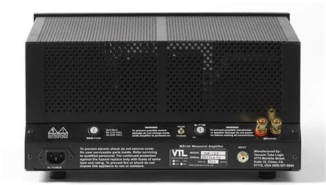 mb  monoblock vtl amplifiers